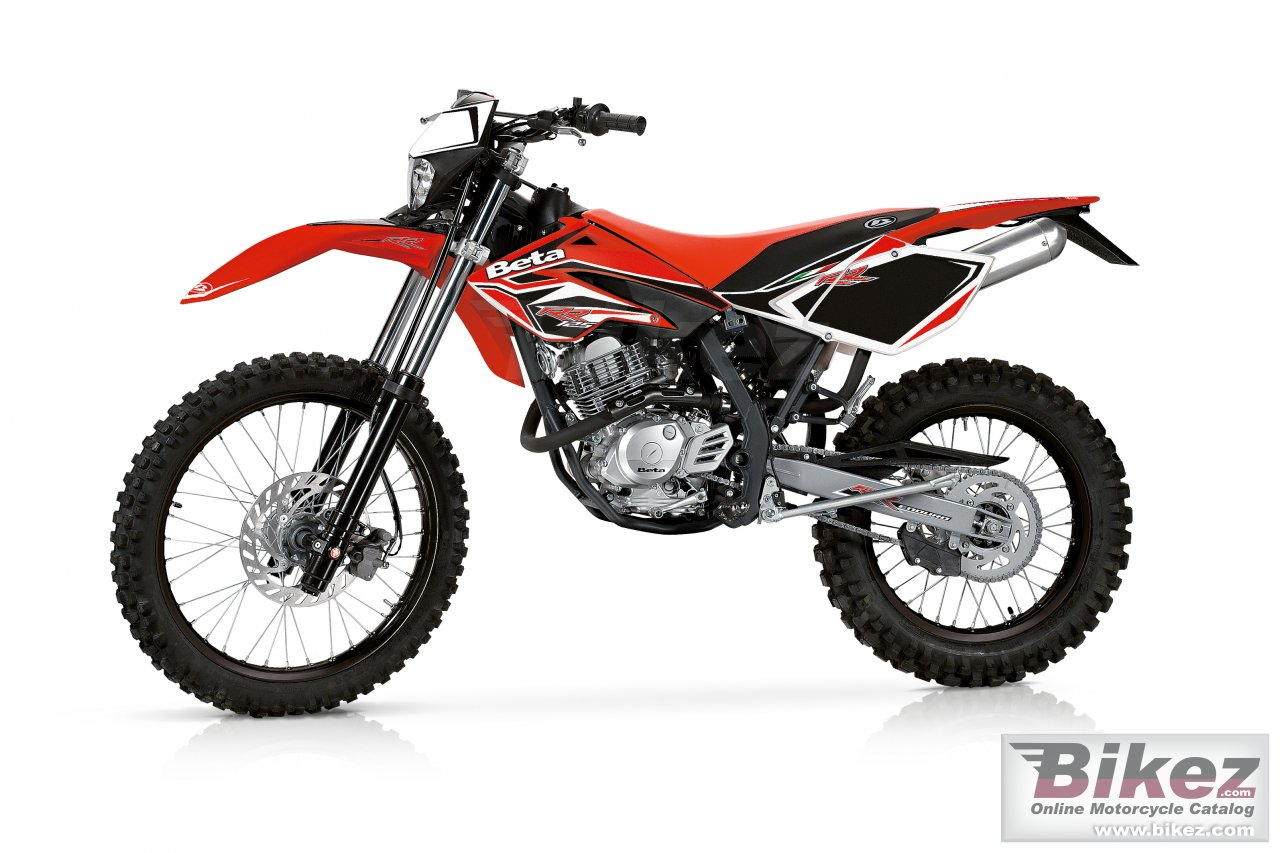 Big Beta rr enduro 4t 125 picture and wallpaper from Bikez.com