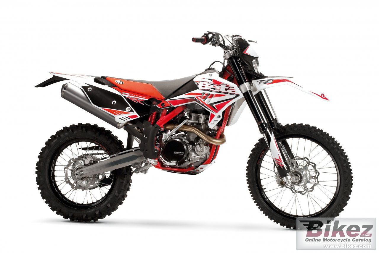 Big Beta rr enduro 350 4t picture and wallpaper from Bikez.com