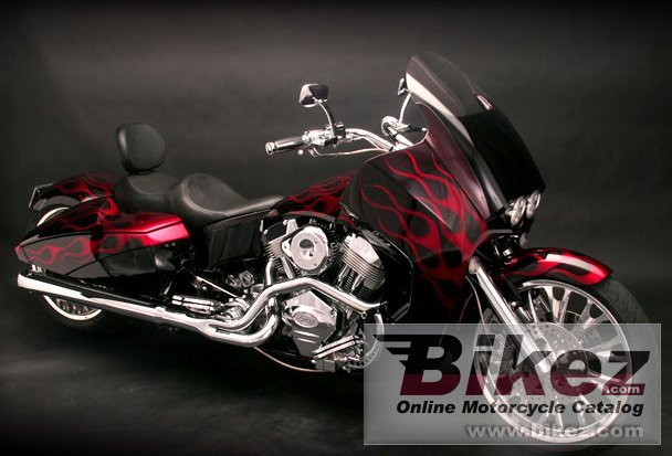 Big Big Bear Choppers g.t.x. fairing 100 picture and wallpaper from Bikez.com