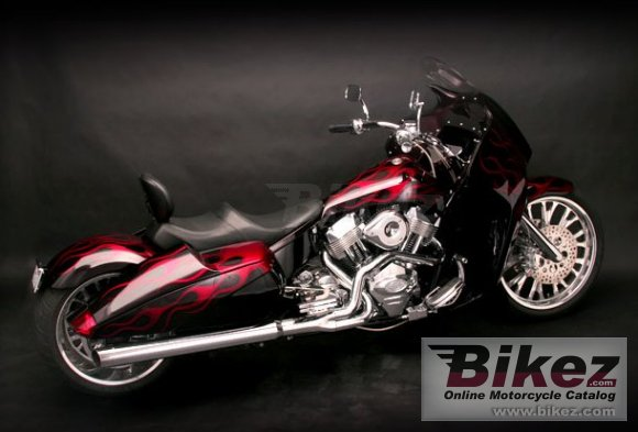 2009 Big Bear Choppers G.T.X. Fairing 114