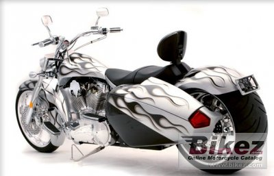 2009 Big Bear Choppers GTX Standard 114 photo