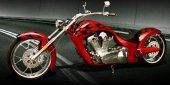 2009 Big Bear Choppers Paradox 100 Carb photo