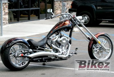 2009 Big Bear Choppers Sled 100 EFI Evolution photo