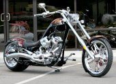 2009 Big Bear Choppers Sled 100 Carb