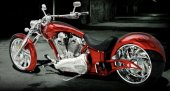 2009 Big Bear Choppers Sled ProStreet 100 Carb