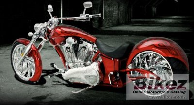 2009 Big Bear Choppers Sled ProStreet 100 Carb photo