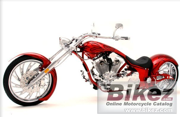 Big Bear Choppers sled prostreet 100 efi