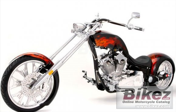 2009 Big Bear Choppers Athena 114 X-Wedge