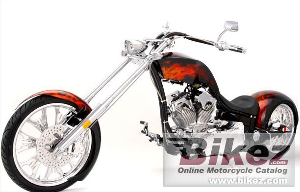 Big Big Bear Choppers athena 114 x-wedge picture and wallpaper from Bikez.com