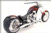 2009 Big Bear Choppers Athena 100 EFI