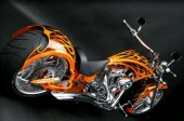 2009 Big Bear Choppers Athena ProStreet 100 Carb