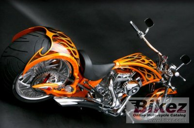 2009 Big Bear Choppers Athena ProStreet 100 Carb photo