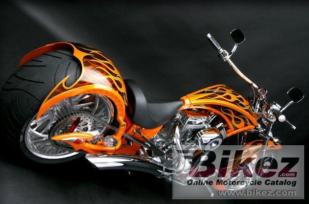 Big Bear Choppers athena prostreet 100 carb