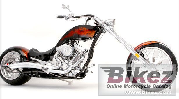 Big Bear Choppers athena 100 carb