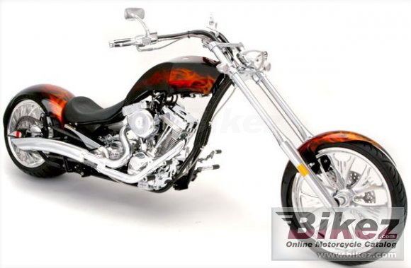 2009 Big Bear Choppers Athena 100 Carb