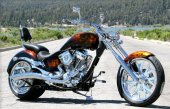 2009 Big Bear Choppers Devil�s Advocate ProStreet 100 Carb photo