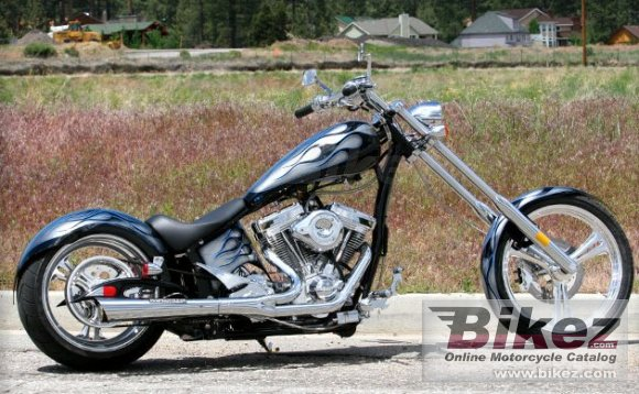 2009 Big Bear Choppers Devil�s Advocate 100 Carb