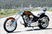 2009 Big Bear Choppers Devil�s Advocate ProStreet 100 EFI photo