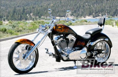 2009 Big Bear Choppers Devils Advocate ProStreet 100 EFI photo