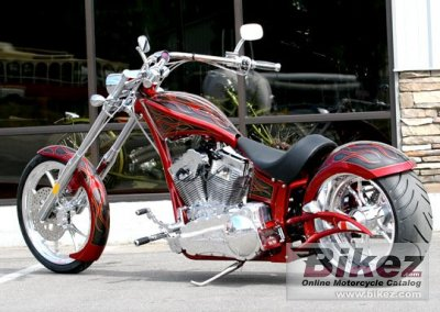 2009 Big Bear Choppers Venom 100 EFI photo