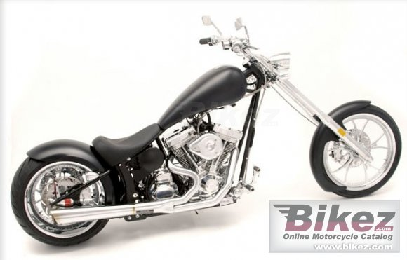 2009 Big Bear Choppers Reaper 100 Carb photo