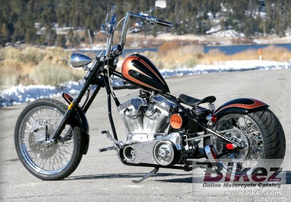 2009 Big Bear Choppers Screamin Demon 100 Carb photo
