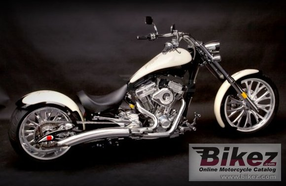 2009 Big Bear Choppers Miss Behavin 100 Carb