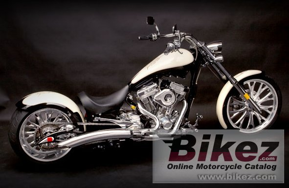 Big Bear Choppers miss behavin 100 carb