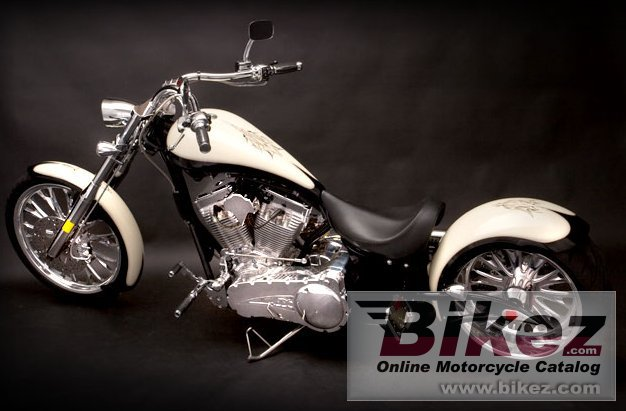 Big Big Bear Choppers miss behavin 100 efi picture and wallpaper from Bikez.com