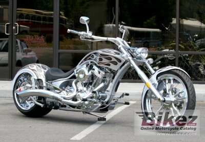 2009 Big Bear Choppers Athena ProStreet 114 X-Wedge