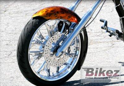 2009 Big Bear Choppers Devil´s Advocate 100 Carb
