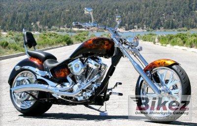 2009 Big Bear Choppers Devil´s Advocate ProStreet 100 Carb