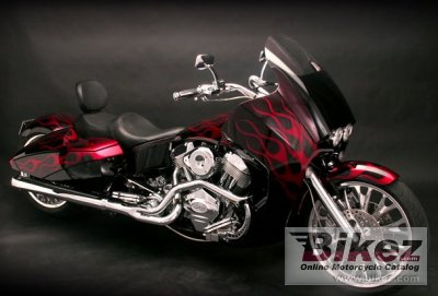 2009 Big Bear Choppers G.T.X. Fairing 100