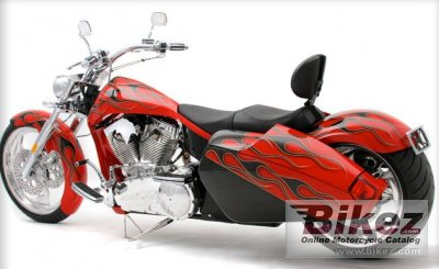 2009 Big Bear Choppers GTX Standard 100