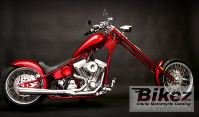 2009 Big Bear Choppers Merc Rigid 100 Carb