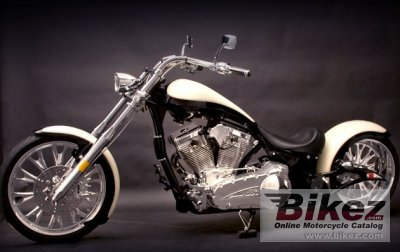2009 Big Bear Choppers Miss Behavin 100 EFI