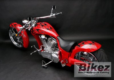 2009 Big Bear Choppers Paradox 100 EFI