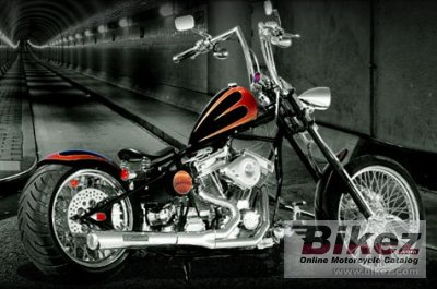 2009 Big Bear Choppers Screamin Demon 100 Carb