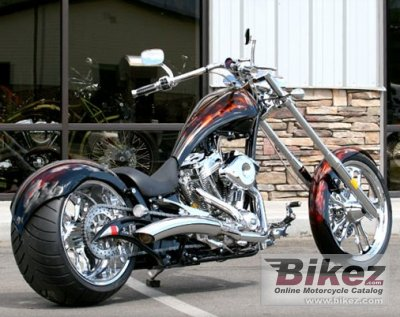 2009 Big Bear Choppers Sled 114 EFI X-Wedge