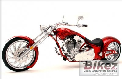 2009 Big Bear Choppers Sled ProStreet 100 EFI