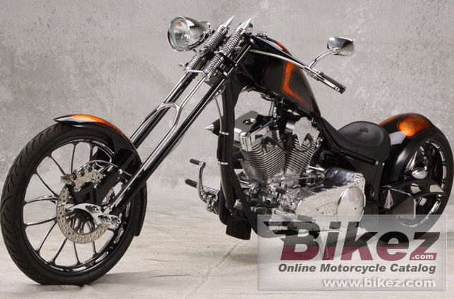 Big Big Bear Choppers rage 100 smooth carb picture and wallpaper from Bikez.com