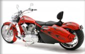 2010 Big Bear Choppers GTX Standard 100 Smooth EFI