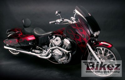 2010 Big Bear Choppers GTX Standard 114 X-Wedge EFI photo