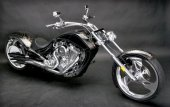 2010 Big Bear Choppers Paradox 100 Smooth EFI
