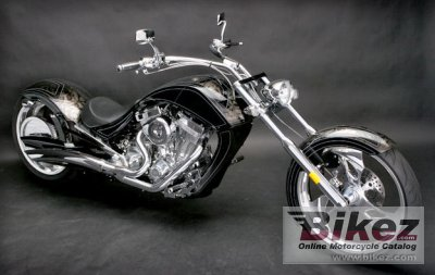 2010 Big Bear Choppers Paradox 100 Smooth EFI photo