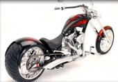 2010 Big Bear Choppers Athena 114 X-Wedge EFI