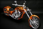 2010 Big Bear Choppers Athena ProStreet 100 Smooth Carb