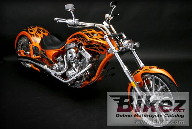 Big Big Bear Choppers athena prostreet 100 smooth carb picture and wallpaper from Bikez.com