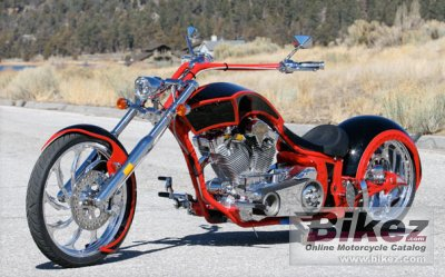 2010 Big Bear Choppers Athena ProStreet 114 X-Wedge EFI photo