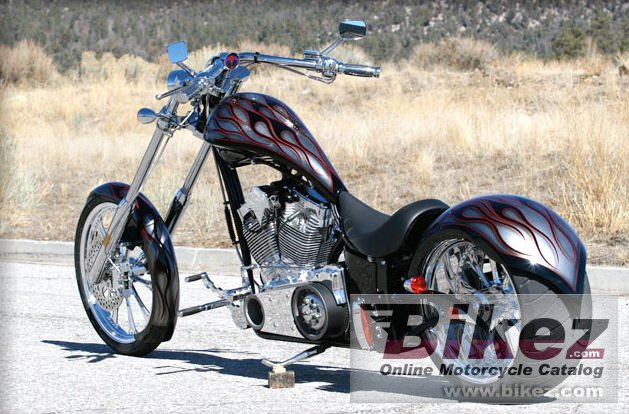 Big Bear Choppers sled 100 smooth carb